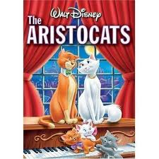 The Aristocats - Disney movie
