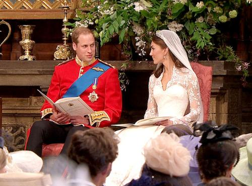 They are in love! - I am so happy for Prince William and his bride Kate! They are so in love and I know they will make it!