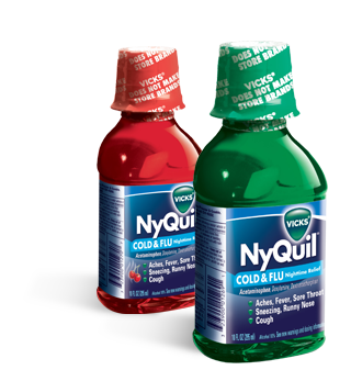 Nyquil - Cold Medicine