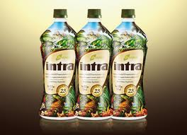 Intra - A Food Supplement concentrate of fruit juice and botanical extracts