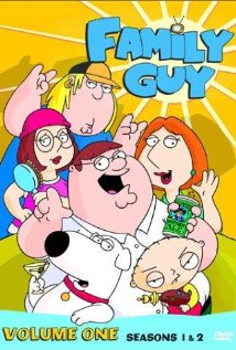 Family Guy - It is the best animated tv show on tv!