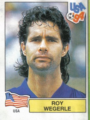 Roy Wegerle - A former QPR and USA striker