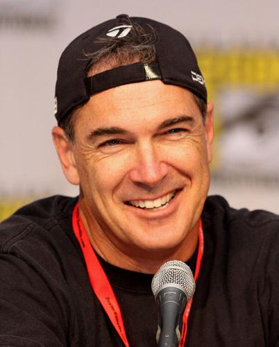 Patrick Warburton - Warburton has done alot of voice acting. I most remember him as Elaine's boyfriend,David Puddy,on Seinfeld! Warburton does the voice of Joe Swanson on Family Guy!