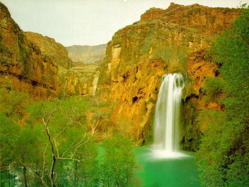 havasu fall - nature