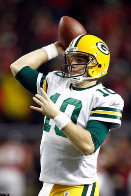 Matt Flynn - The Packers have an excellent back-up QB in Matt Flynn!
