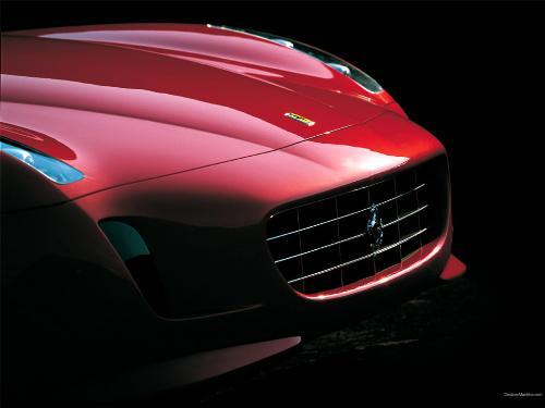 ferrari gg50 - nice car