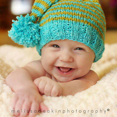 Innocent smile - its a picture of a baby with his innocent smile.. I really love it