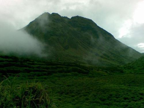 Mount Apo - The Green fields of Mount Apo