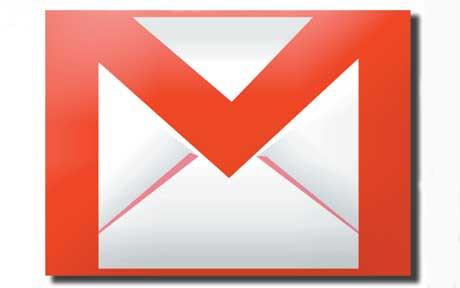 Gmail - The red envelope that's gmail's logo.