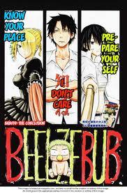 Beelzebub anime - awesome anime