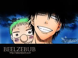Beelzebub anime - ooooh Beelzebub anime