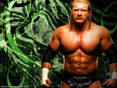 triple H - One of the triple H best photos