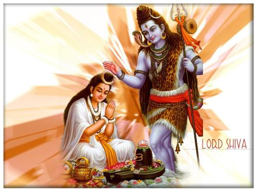 Lord Shiva - This is Lord Shiva. He is our God. We all Hindu love him very much.