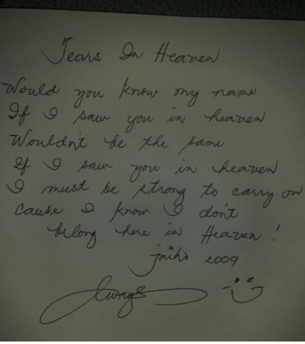 my handwriting ..any analysis here ..anyone tell - my handwriting ..any analysis here ...anyone tell