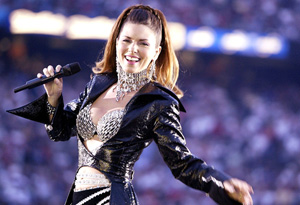 Shania Twain - She has not had an album out in a very long time! Her marriage ended in divorce and now she is married to her former best friends exhusnand!