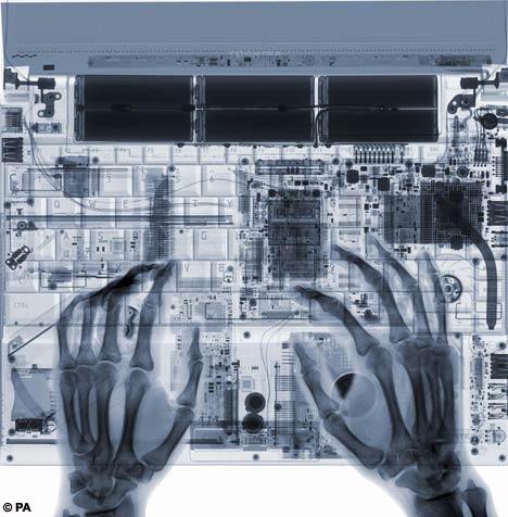 xray keyboard - .