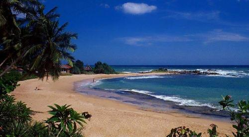 SriLanka - The beautiful sea shores of Srilanka