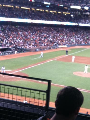 Baseball Field - A baseball Park.