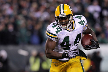 James Starks - What a great draft pick he was!