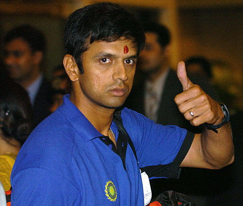 dravid - king of cricket