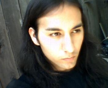 Picture from a few years back - I took this picture a few years ago. I had my hair long but now it's short because I got a haircut. Oh and I had issues - well actually I still do. The years just keep on moving......