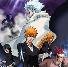 my fave bleach guys - bleach