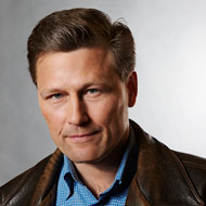 david baldacci - this is the picture of the author, David Baldacci. Author of Absolute Power