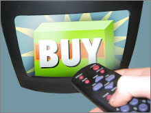 TV advertising - Advertising in TV