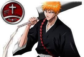 ichigo of bleach - he's so cool!