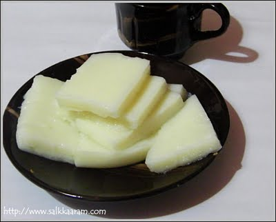 China grass pudding - Yummy and tasty and quick to make.