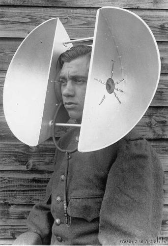 radar - Oldschool radar.