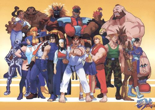 Street Fighter EX - Street Fighter EX is a head-to-head fighting game with 3D graphics, originally released as a coin-operated arcade game for the Sony ZN hardware in 1996. It is a spin-off of the Street Fighter series co-produced by Capcom with Arika and was the first game in the series to feature polygon graphics. It was followed by an updated arcade version titled Street Fighter EX Plus, as well as a PlayStation-exclusive home version titled Street Fighter EX Plus a, both released in 1997.