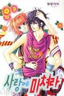 manhwa or korean comic - love like crazy