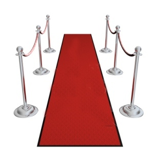A red carpet invitation - This is the Invitation for Jlyn to the Awards Ceremonies.