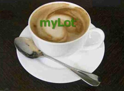 myLot in green - Don't you prefer 'la vie en rose' and 'myLot in green' :)