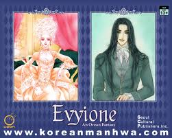 Manhwa - evyione. a korean comic or manhwa