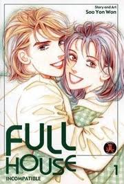 Full House - there's a tv series for this one too. ^_^