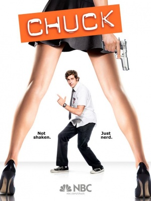 TV Series: Chuck - Chuck the best TV Series in the universe.