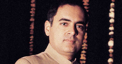 Our Great leader Rajiv Gandhi - Today is his death anniversary