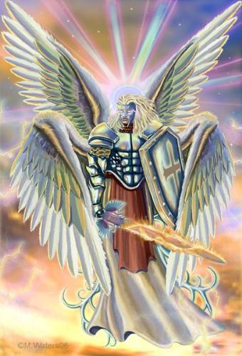 Archangel Michael - The Creator and Giver of Love.