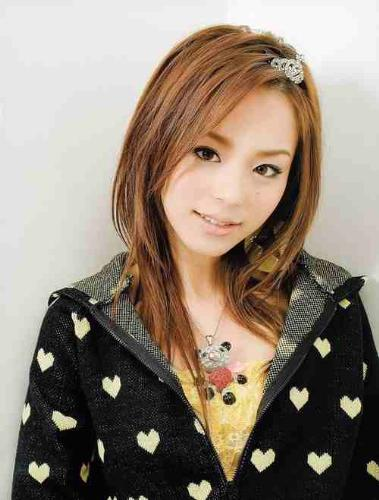 Aya Hirano - The one of my favorite JPOP singer. She also dubbed some anime charaters like Haruhi Suzumiya from The Melancholy of Haruhi Suzumiya, Konata Izumi from Lucky Star and so much more.