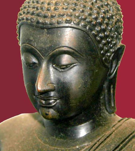 Buddha - Buddha image from Sukhothai, Thailand.