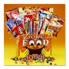 Often things that are tasty are bad for health. - Junk food is tasty and bad for health.