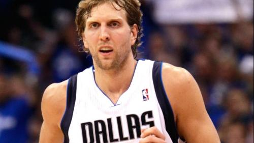 Dirk - Just look at him