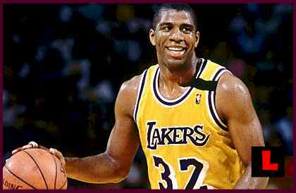 magic johnson - an image of magic johnson for this category