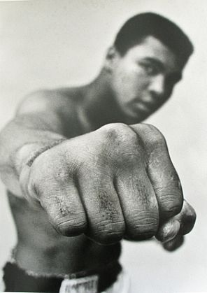 mohammed ali - an image of mohammed ali for this category