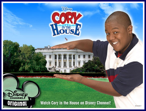 Corey in the House - It was a spin off  That so raven. Cory baxter nad his dad end in Washibton D.C.. Victor get the job of being the head chef for the OPesident.