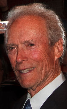 Clint Eastwood - Clint is a great actor! I have seen him in movies like 'Million Dollar Baby','Bronco Billy' and 'Everyway but lose'!