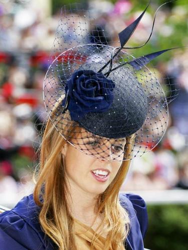 Princess Beatrice - Another hat wore by the Princess.