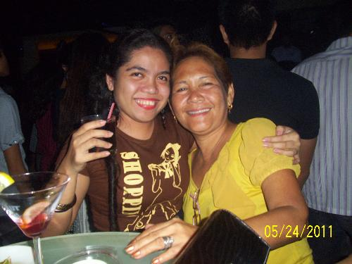 mama - mom and me clubbing